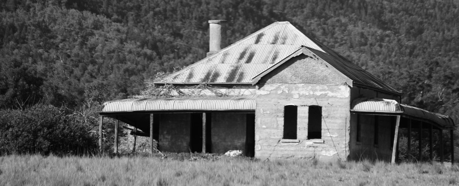 Country homestead NSW