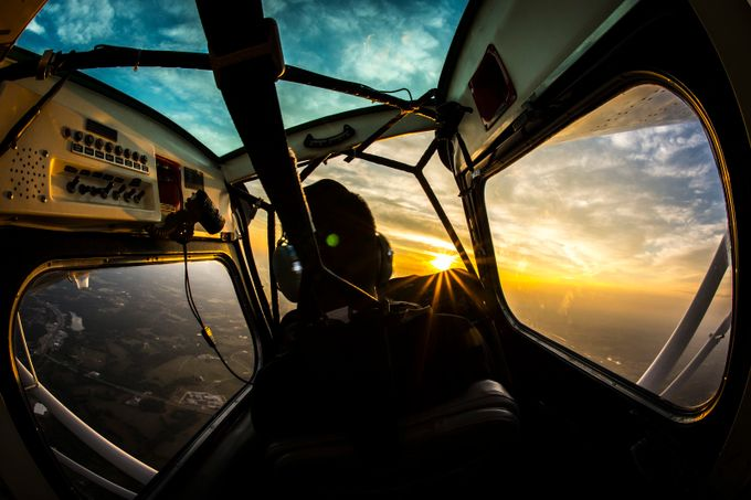 Crankin' and Bankin' by philipdrispin - People At Work Photo Contest