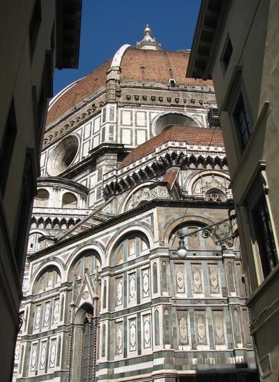 The Cattedrale di Santa Maria del Fiore, Florence Italy