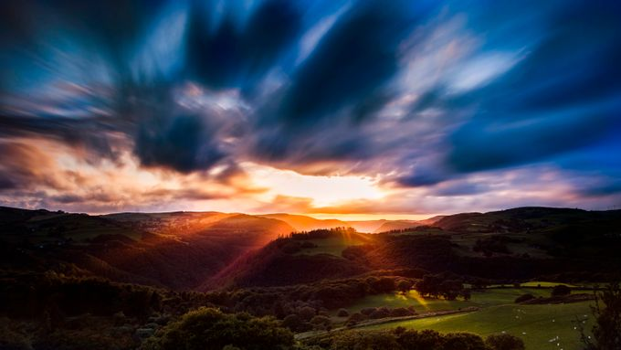 The Welsh Dragon's Breath by t-Sqd - Visual Poetry Photo Contest