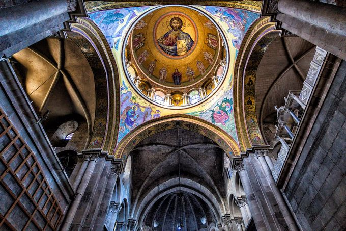 Ceiling Art by top100wonders - High Ceilings Photo Contest