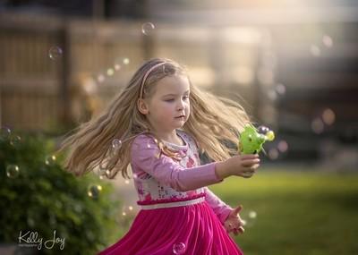 bubble twirls