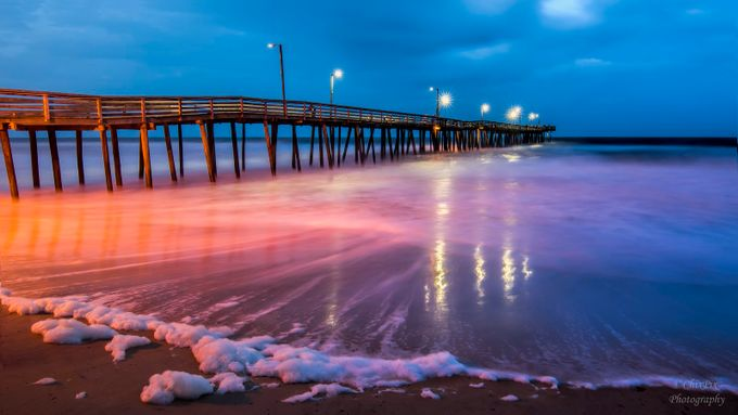 Sea Foam by ChixPixPhotography - Long Exposure Views Photo Contest