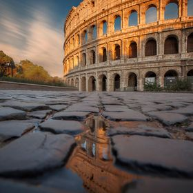 Colloseum Puddlegram