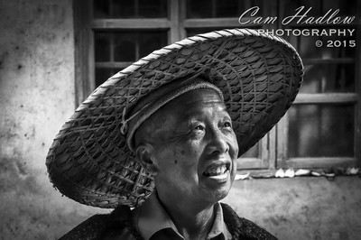The elderly Villager