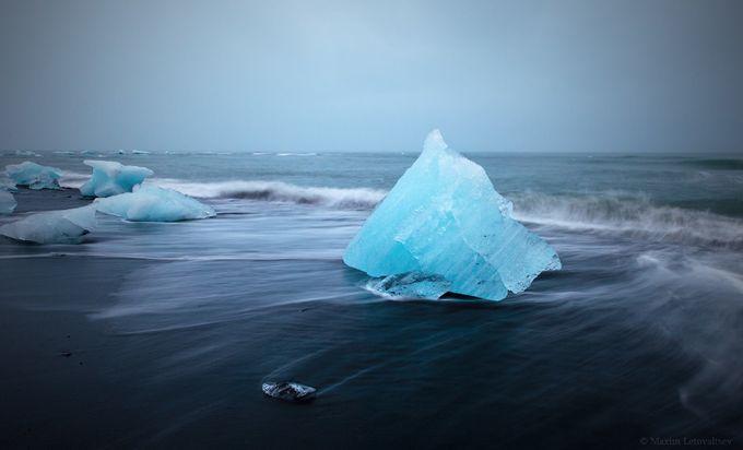Alone by maximletovaltsev - Landscapes Of Iceland Photo Contest