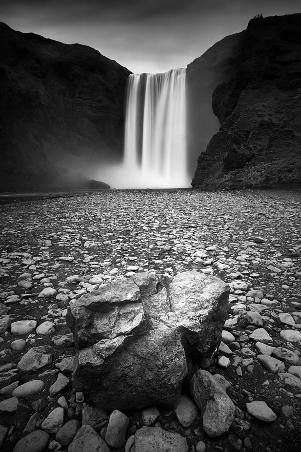 Skogafoss by justinlipsky - Landscapes Of Iceland Photo Contest