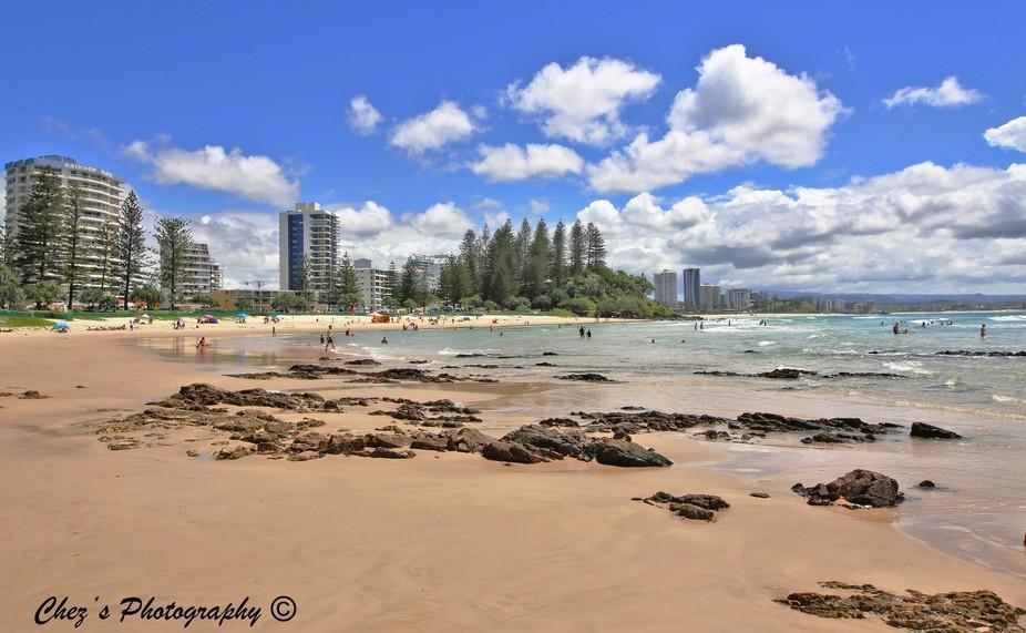 Coolangatta Beach, Queensland