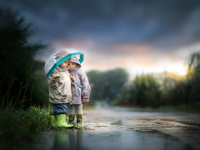 friendship by Iwona - Youngsters Photo Contest
