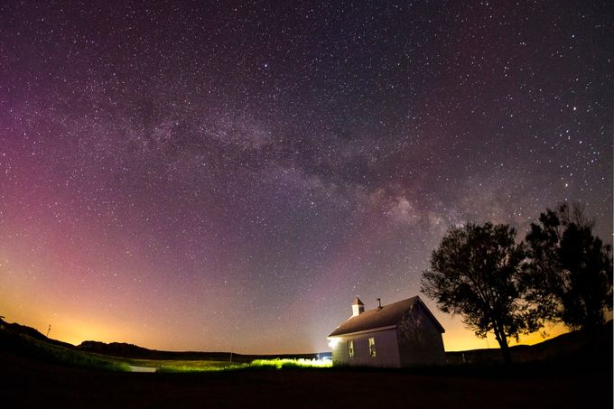 Behind The Lens: The Small Church And The Big Universe