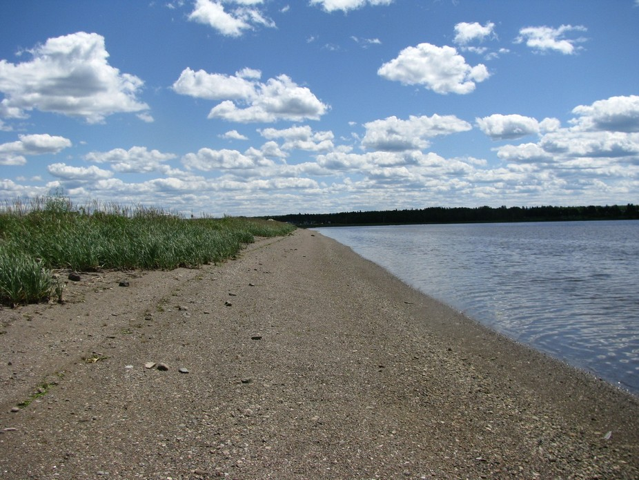 This picture was taken along the long sandy beach in Charlo, New-Brunswick. This was about 5 minu...