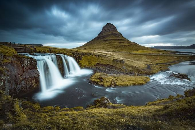 Kirkjufell by Boholm - Alluring Landscapes Photo Contest