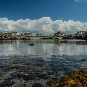 The area around Trearddur Bay in Wales is filled with small bays and beaches