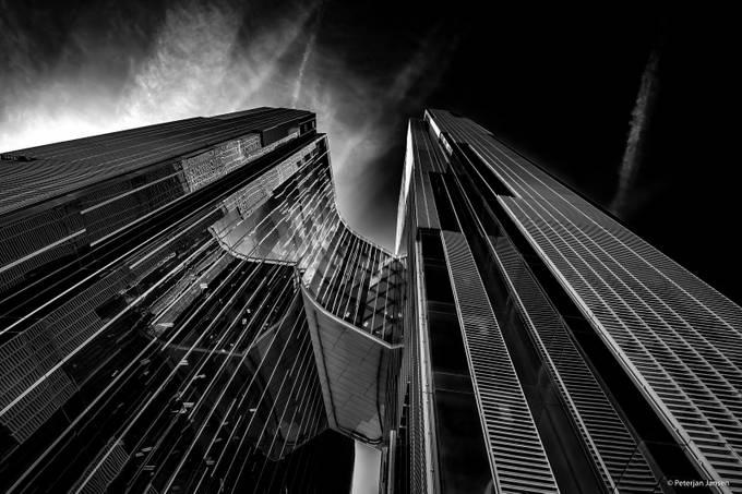 Torre Mare Nostrum II by peterjanjansen - Modern Cities Photo Contest