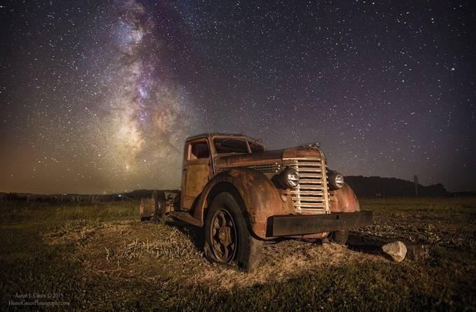 Eternal Rust  by aaronjgroen - Monthly Pro Vol 16 Photo Contest