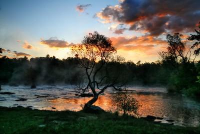 Blakeney Sunrise HDR