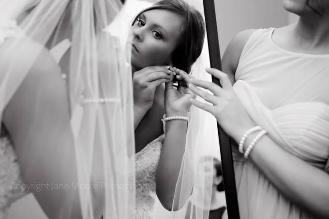 Finishing Touches by janemoore_9048 - The Face in the Mirror Photo Contest