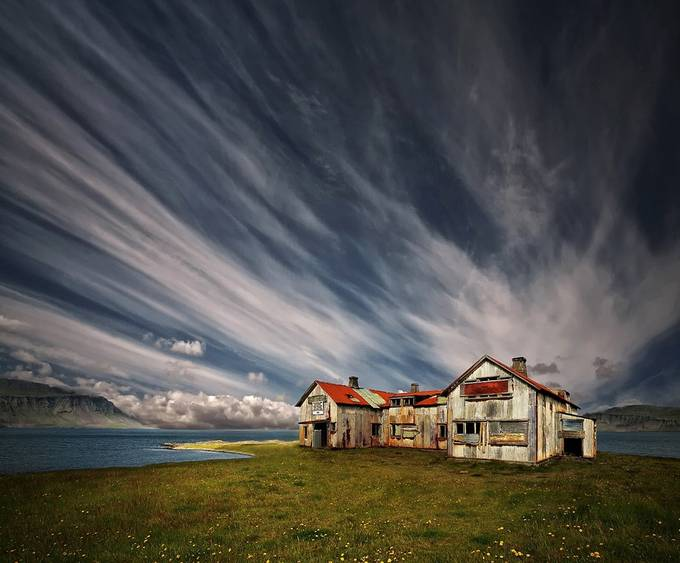 Old Hospital  by Structor - Around the World Photo Contest