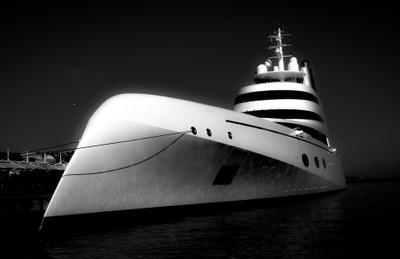 """Yacht """"A"""""""