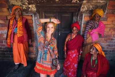 Nepali Fashion