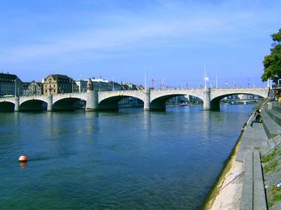 The Rhine Bridge