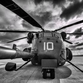 I named this image based on the fact that it says Blackhawk on the side. Come to find out it's actually Sikorsky MH-53E or maybe a CH53. The...