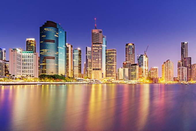 Brisbane Sunrise by ImagesByLouisa - More Of The Same Photo Contest