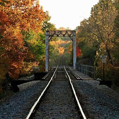 RR Tracks Fall