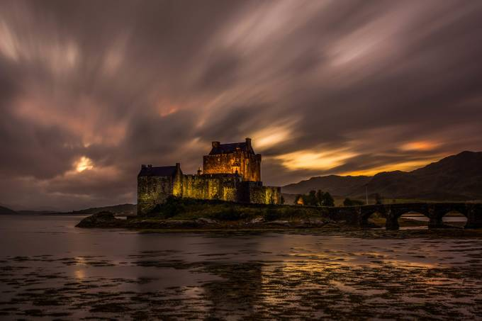 Eilean Donan Castle by andreabovolo - World Expeditions Photo Contest