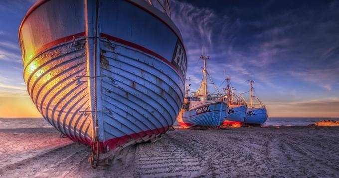 Thorup Strand by olesteffensen - Clever Angles Photo Contest