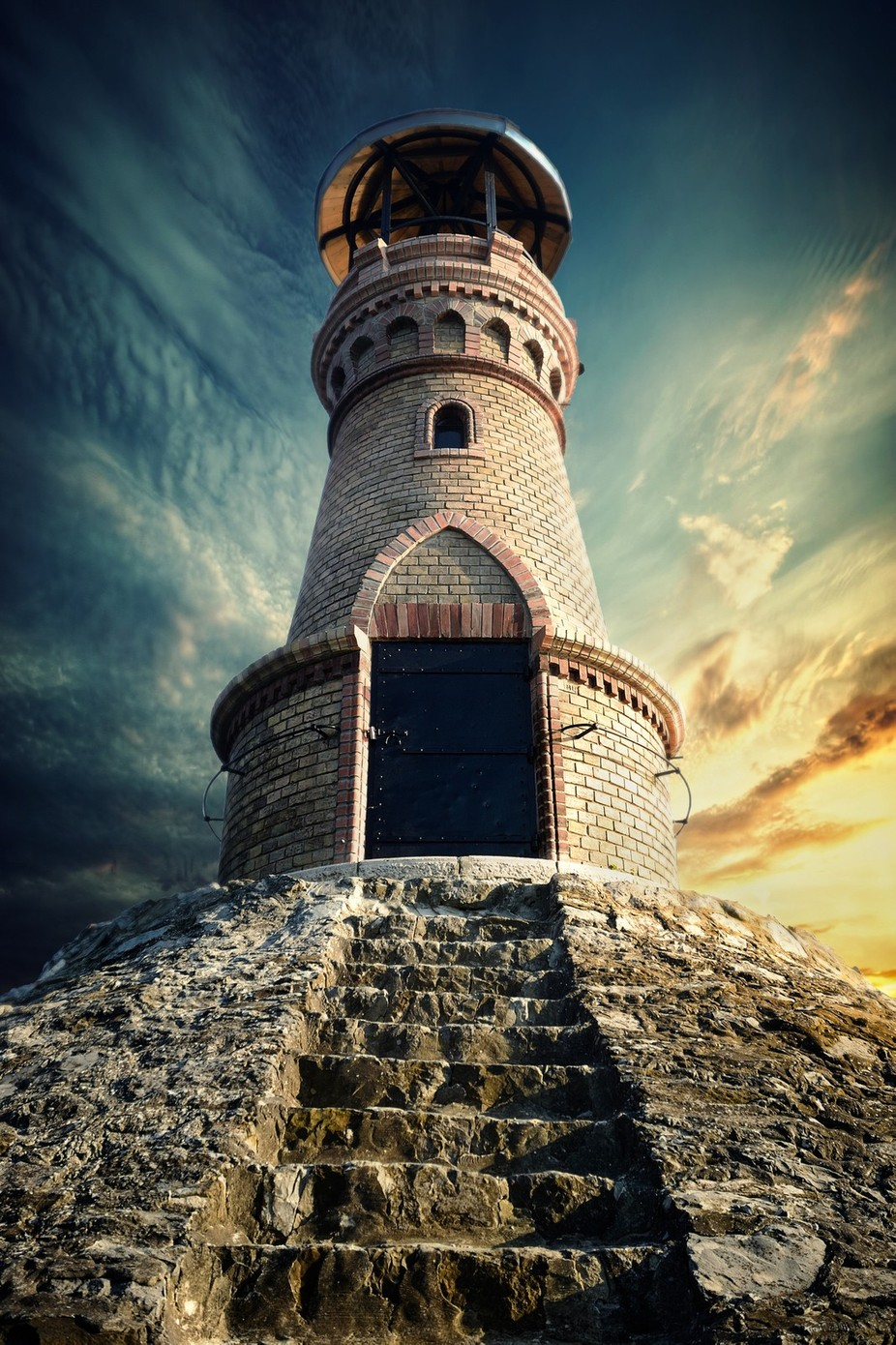 Lighthouse by photos287 - Monthly Pro Vol 24 Photo Contest