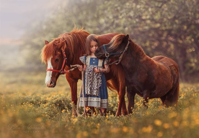Beauty Within...  by liliaalvarado - Children and Animals Photo Contest