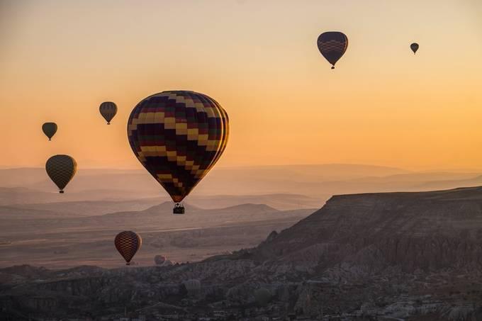 Cappadocia by pedropulido - Show Balloons Photo Contest