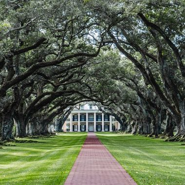 Oak Alley Plantation - Louisiana