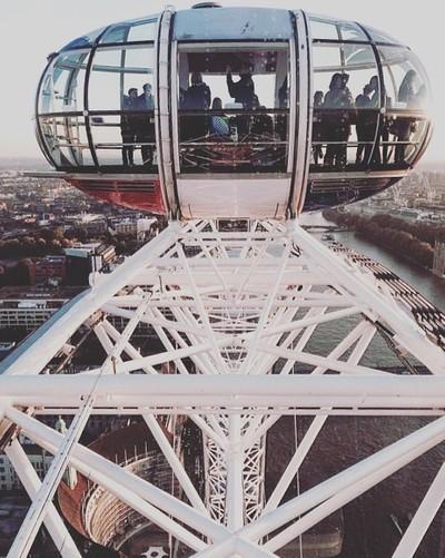 London Eye 2015 View