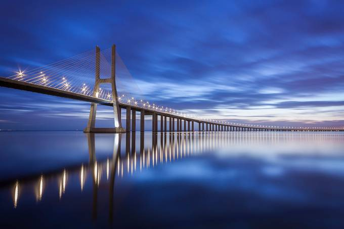 In Blue by eman-photography - The Blue Hour Photo Contest