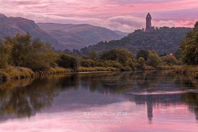 Wallace Monument (2) by KarlWilliamsPhotography - Iconic Places and Things Photo Contest