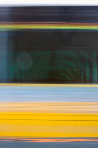 Movement of a trambus