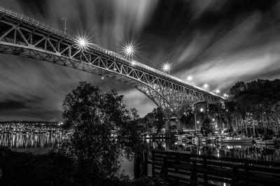 The Aurora Bridge