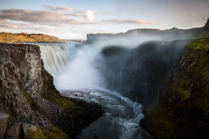 Dettifoss Waterfall by Papari2 - Landscapes Of Iceland Photo Contest