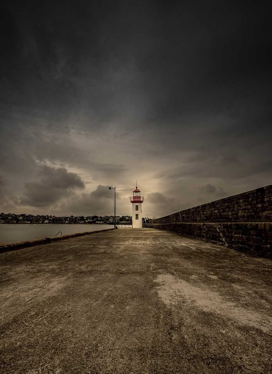 Phare by timothyneil - Composing with Negative Space Photo Contest