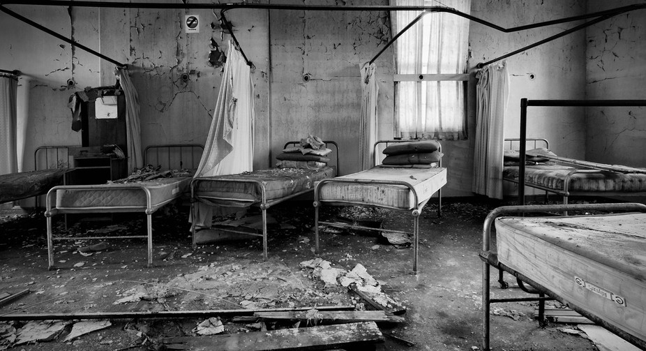 Cane Hill Mental Hospital (demolished)