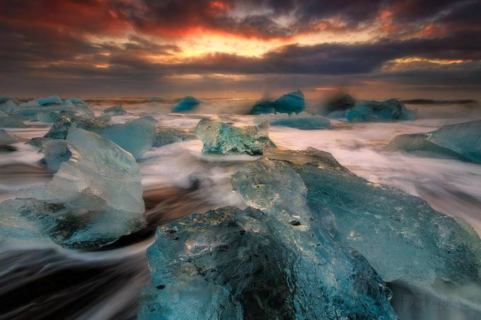 EARTH, ICE & FIRE by jesreyes - The Four Elements Photo Contest