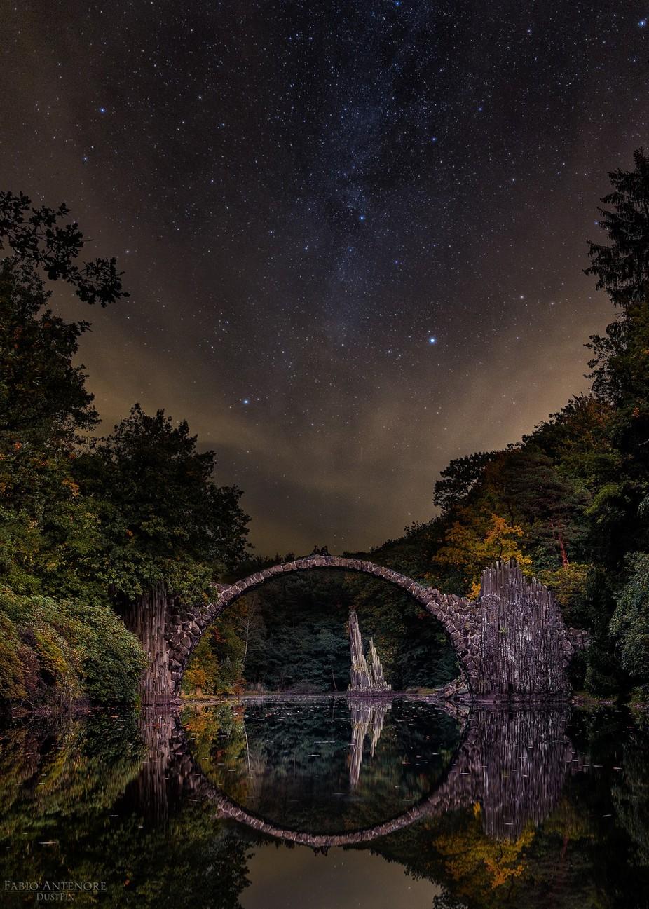 The Bridge by dustpixxByFabioAntenore - Monthly Pro Vol 17 Photo Contest