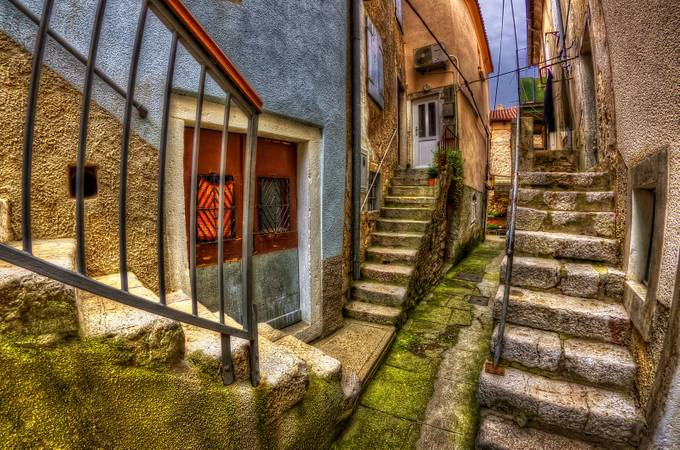 Stairs by borisfrkovic - Clever Angles Photo Contest