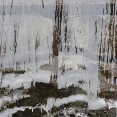 Reflective Waterfall