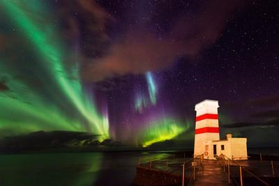 The Aurora, Iceland