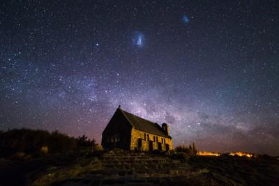 Church of the Good Shepherd - New Zealand