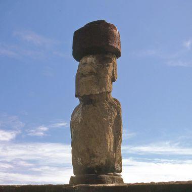 Easter Island Moja