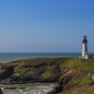 Oregon Coast lighthouse
